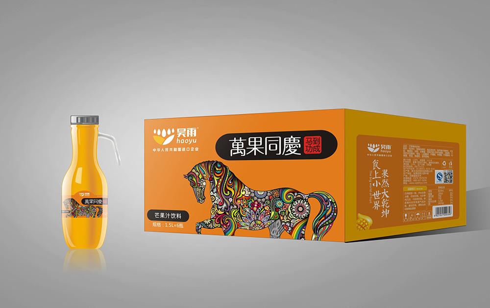 1.5L芒果汁