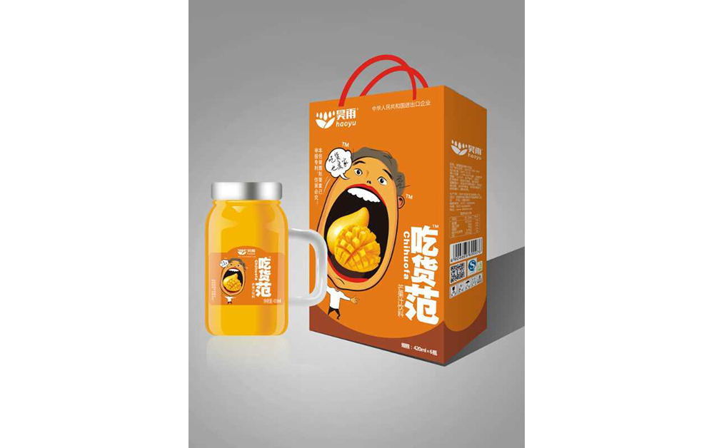 420ml芒果汁饮料